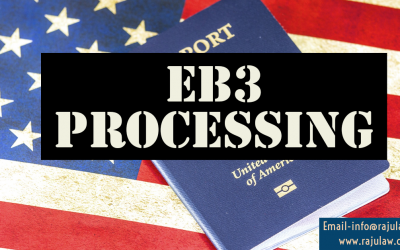 EB3 Processing: Detailed Discussion